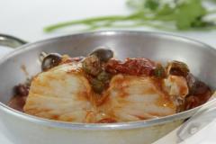 I nostri piatti di baccalà
